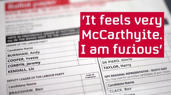LP mccarthy