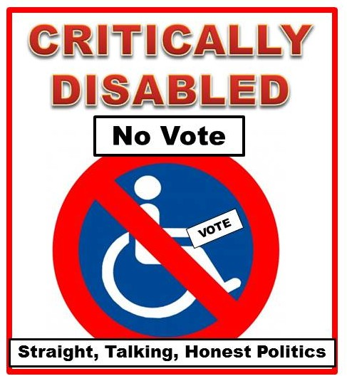 LP critically disabled